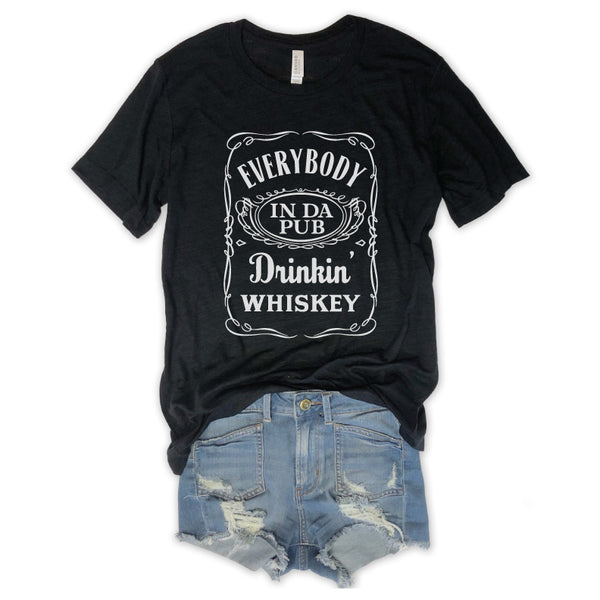 jack daniels, whiskey shirt, tiger, retro t shirt,  graphic tee, graphic t shirt, vintage tee, vintage t shirt, funny shirt, funny t shirts, screen print, womens retro tee
