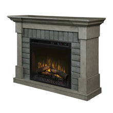 Dimplex Royce Electric Fireplace Mantel - Fireplace Features