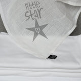 Little star Muslin Square