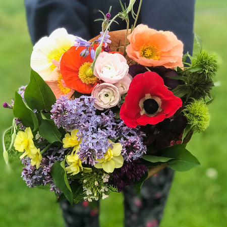 Farm Fresh Bouquet - Local Pickup Only
