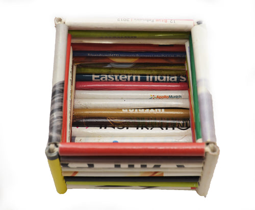 Stationery Box (Magazine) - Small