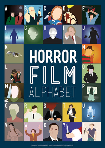 A to Z: Horror