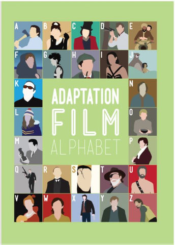 A to Z: Book Adaptations