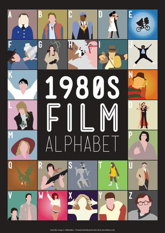 A to Z: 80s