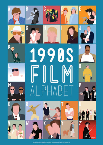 A to Z: 90s
