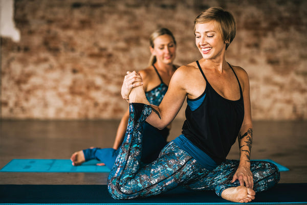 The 3 C's of Teaching a Private Yoga Lesson