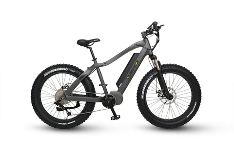 QuietKat Ambush - Fat Tire Electric Mountain Bike