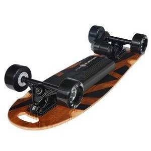 Atom Long Boards B10 Electric Skateboard - Bottom View