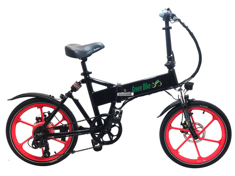 Green Bike USA GB SMART - Folding Electric Bike
