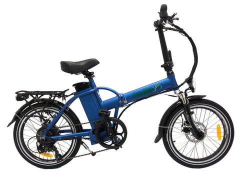 Green Bike USA GB1 - Folding Electric Bike