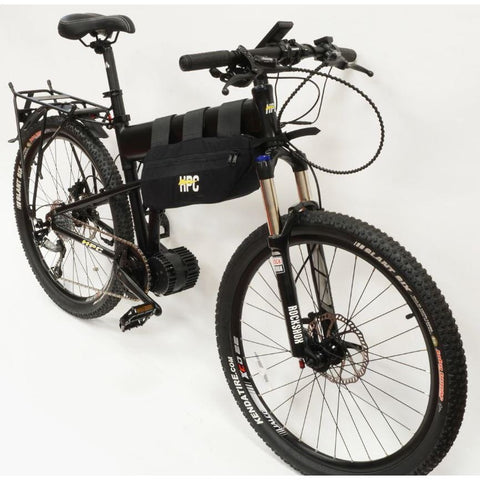 HPC Recon M Folding Electric Bike - Front View