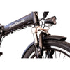 Image of Joulvert Playa Journey - Folding Electric Bike - Front Light