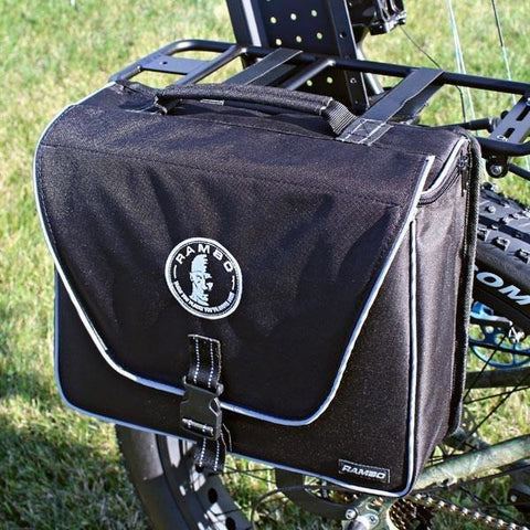 Black Rambo Bikes - Accessory Bag (Single)