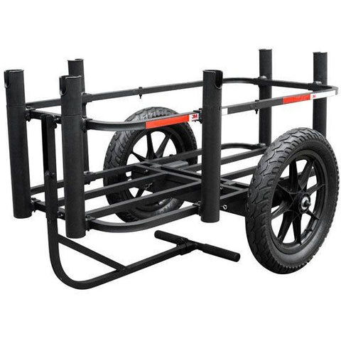 Rambo Bikes - Aluminum Fishing Cart - Front View