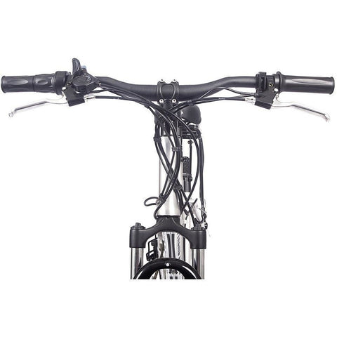 X-Treme Trail Maker - Electric Mountain Bike - Handlebars