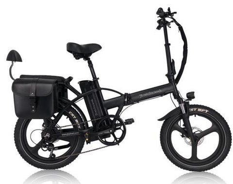 Joulvert Playa Journey Pro - Folding Electric Bike