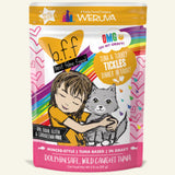 BFF Tuna & Turkey Tickles 3oz Cat Pouch