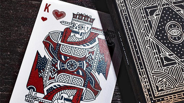 Seekers Playing Cards Premium deck by Art of Play
