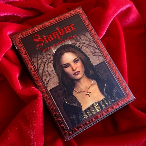 Stanbur Royal Playing Cards All Female Courts Designed in Italy