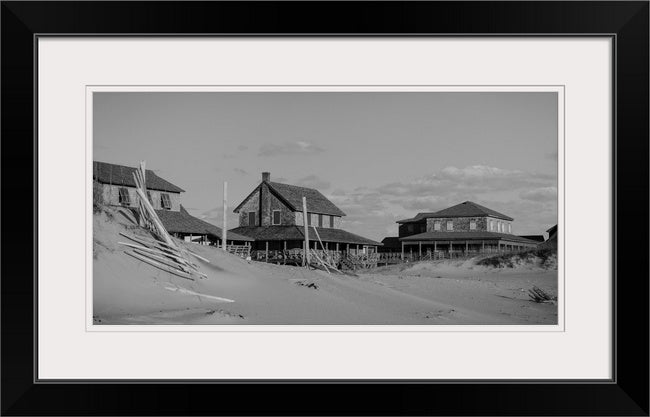 Old Nags Head Cottages - Mission Art OBX