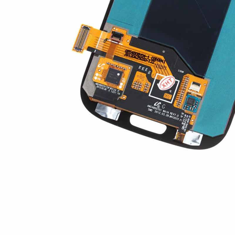 Samsung Galaxy S3 LCD Screen and Digitizer Assembly Premium Repair Kit - Gray - PhoneRemedies