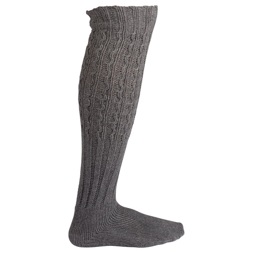 Amundsen Traditional Socks Light Grey Small Unisex - futureproof-life
