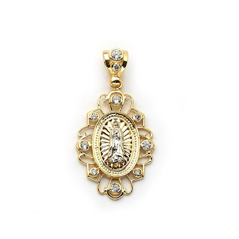 10K Yellow Gold Fashion 6.90 Grams Pendant - Jawa Jewelers