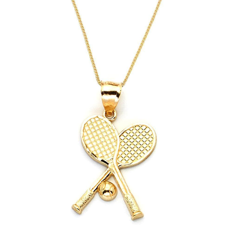 10K Yellow Gold Fashion Pendant 2.00 Grams - Jawa Jewelers