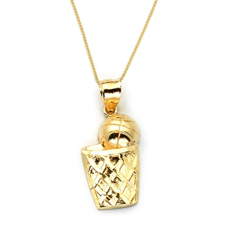 10K Yellow Gold 1.90 Grams Fashion Pendant - Jawa Jewelers