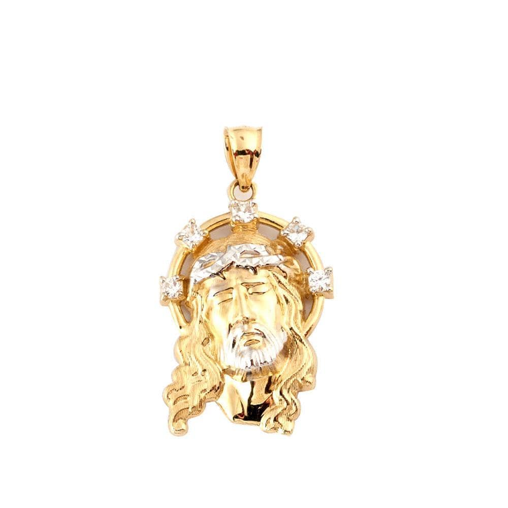 10K Yellow Gold 3.50 Grams Fashion Locket Pendent - Jawa Jewelers