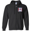 Men's Full-Zip Hooded Sweatshirt - D3Football.com