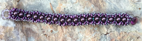 Purple Fever Bracelet