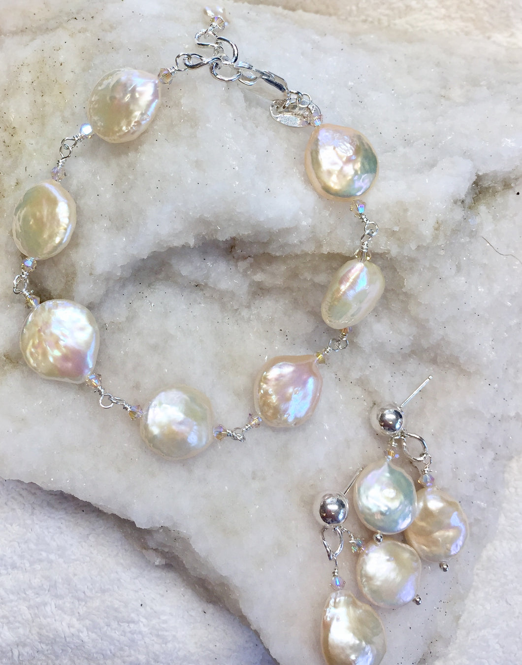 Pearl Embrace Set