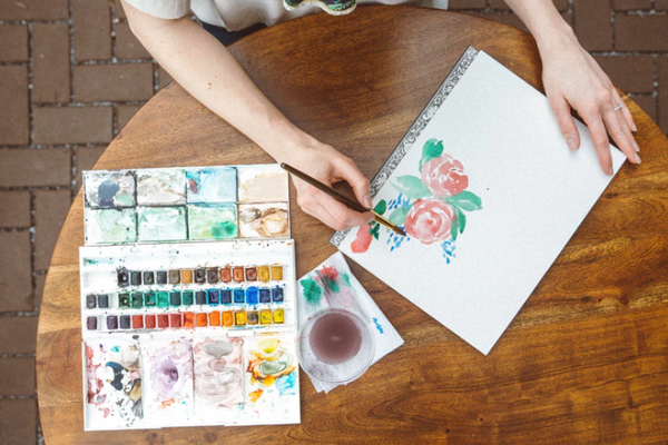 Why Art Therapy is Good for the Brain