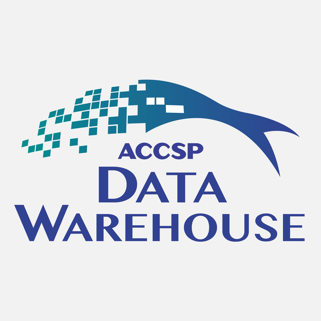 An online database populated with Atlantic coast fishery-dependent data supplied by the Atlantic Coast Cooperative Statistics Program (ACCSP) 23 program partners. The logo is a graphic of a fish being formed by pixels.
