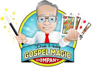 Dock Haley Gospel Magic Company the World's Largest Manufacturer and Distributor of  Gospel Magic and Books.