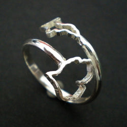 Michigan Upper and Lower Peninsula State Ring
