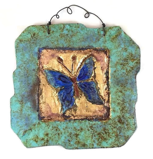 Blue Butterfly - Small