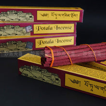 Tibetan Potala Incense Handmade - JustLiveHappyLife