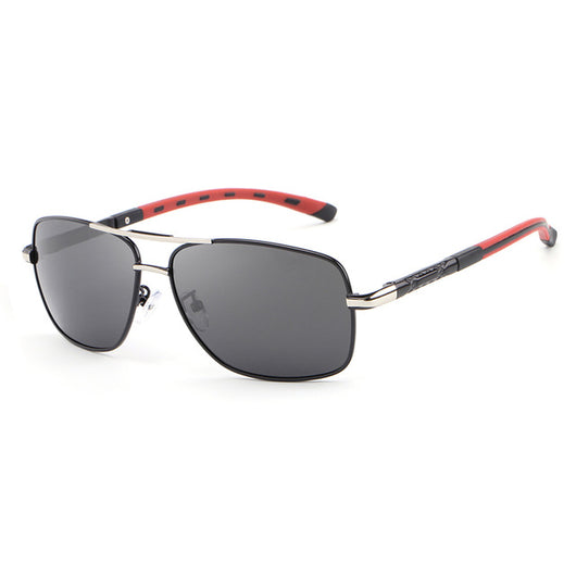 Hot Sale Fashion Polarized Men Sunglasses Brand Designer with High Quality 3 Colors