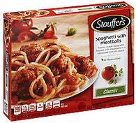 Stouffers Spaghetti with Meatballs , 12.62 oz