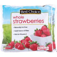 Best Choice Frozen Whole Strawberries