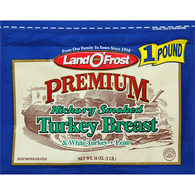 Land O' Frost Premium Hickory Smoked Turkey Breast Zip Pak