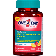 One A Day VitaCraves Multi, Healthy Metabolism Support, Adult, Gummies