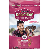 Dog Chow Dog Food, Healthy Morsels