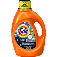 Tide Plus Febreze Freshness Detergent, Sport, Odor Defense, Active Fresh