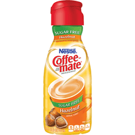Nestle Coffee-Mate Sugar Free Hazelnut Coffee Creamer