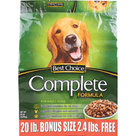 Best Choice Complete Dog Food