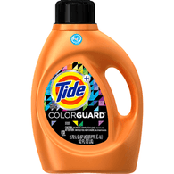 Tide Plus Detergent, ColorGuard, HE
