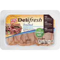 Oscar Mayer Deli Fresh Ham, Smoked, Family Size